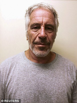 Epstein, now 66, was arrested on Saturday night in New Jersey, charged with trafficking in sexually active people, alleging that he had abused dozens of underage girls in the early 2000s.