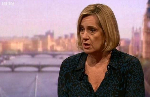 The US Secretary of Labor and Pensions, Amber Rudd, admitted that she had changed position after leaving the EU without agreement, saying that