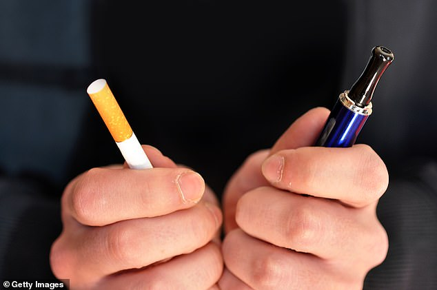 Nicotine-free vape laws would drive HALF of young adults