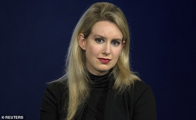 She is pictured in 2015, when she was the CEO of one of the most buzzworthy companies in Silicon Valley