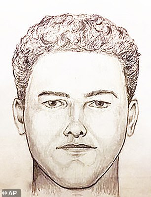 Authorities then released a notably different-looking sketch of their suspect in April 2019