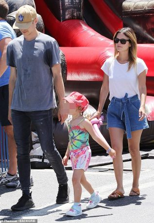 Nuovo Avvistamento di Rachel, Briar ed Hayden