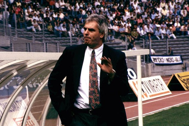 Luigi Maifredi was last Juventus boss to try 'champagne football' but it ended in disaster