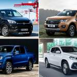 Best And Worst Pick Up Trucks You Can Buy In Britain 2019 This Is Money