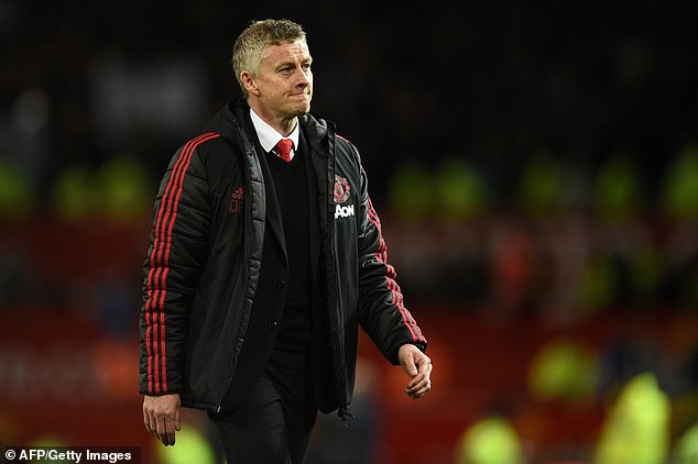 Ole Gunnar Solskjaer has made the England international his No 1 central defensive target