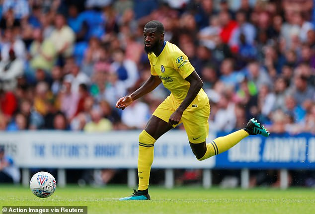 Chelsea are hoping to sanction a deal for Tiemoue Bakayoko to go out on loan to Galatasaray