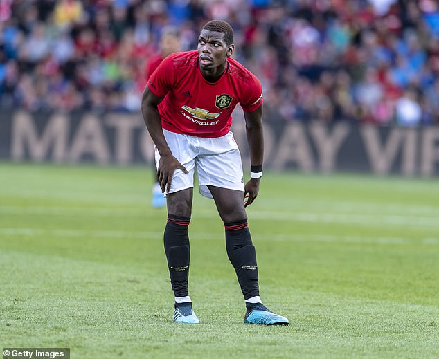 Los Blancos are trying to finalise a deal for Paul Pogba but the deal is proving to be difficult