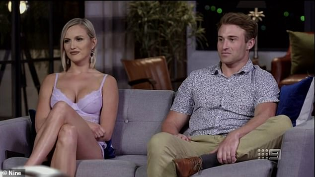 Mean! Susie rose to fame earlier this year on Married At First Sight. During the show, she repeatedly bullied her husband Billy Vincent (right), drawing criticism from the show's experts