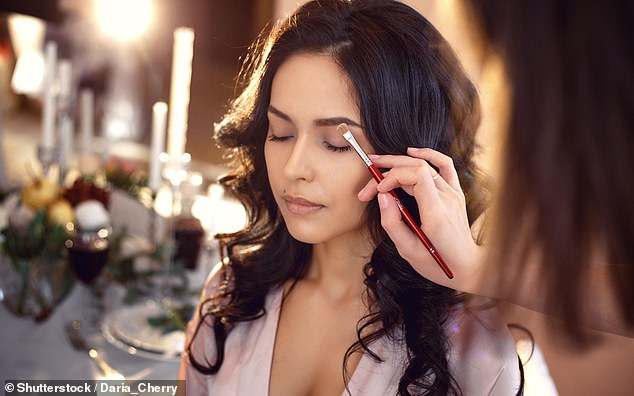 Emma Brown, from London, has revealed the DIY red carpet skin tricks you can achieve at home. Picture, stock image