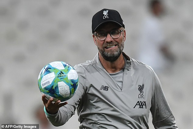 Liverpool boss Jurgen Klopp has backed Lampard to succeed as manager at Stamford Bridge