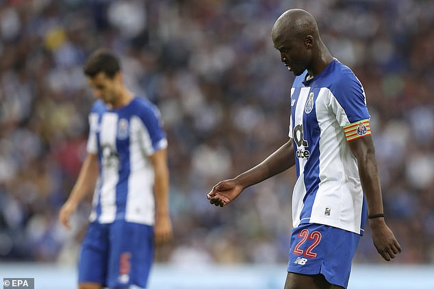 Porto crashed out out of the Champions League in the third-qualifying round to Krasnodar