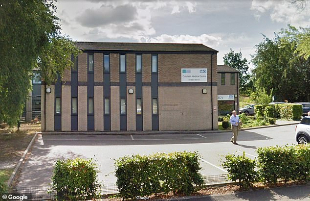 Bosses at Culcheth Medical Centre wrote to the 25-year-old, telling her that staff often 'monitor' the social media of patients