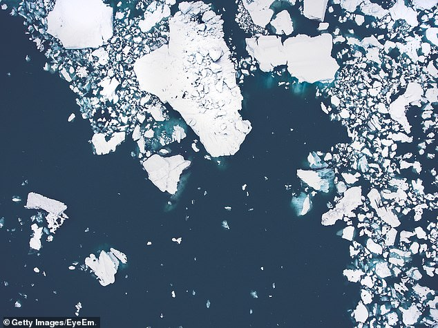 Scientists say last July was the hottest month in 140 years in the world, bringing Arctic and Antarctic sea ice to historic lows. File photo
