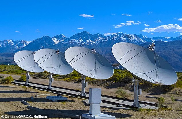 The new signals will help scientists in their efforts to detect the origin and cause of mysterious radio bursts from space.