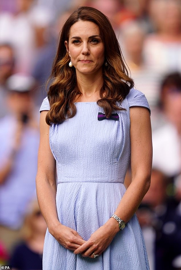 Mel and her co-host Mike Christian called theKing Edward VII hospital in London where the Duchess of Cambridge was being treated for acute morning sickness in 2012