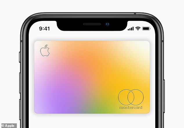 Pictured, Apple Card, the firm's official branded credit card that was launched in 2019.Apple Card is designed primarily to be used with Apple Pay on Apple devices such as an iPhone, iPad, Apple Watch, or Mac. According to the report,Apple Pay Later doesn't require the use of Apple Card