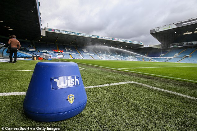 Leeds have agreed a six-figure agreement to officially brand the blue tub on matchdays
