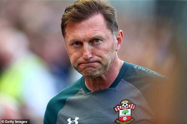 Southampton boss Ralph Hasenhuttl sensed an opportunity to get their first win this season
