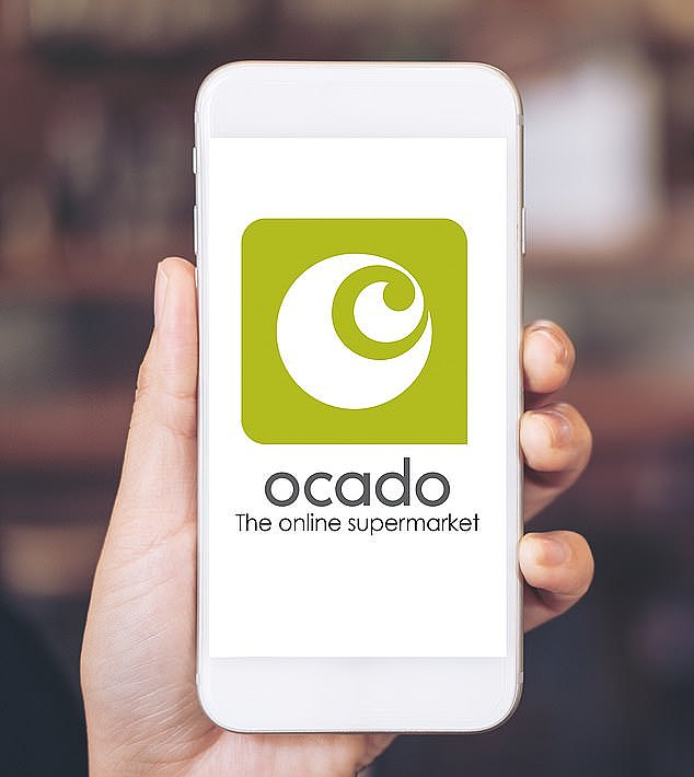 EVE SIMMONS:Ocado, the online supermarket (pictured, stock image), had a suggestion for me recently. I'd got to the point of paying for my weekly groceries when a suggestion popped up on the website page