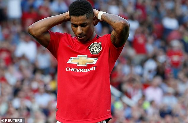 In stepping up to take a penalty for Manchester United, Marcus Rashford showed bravery