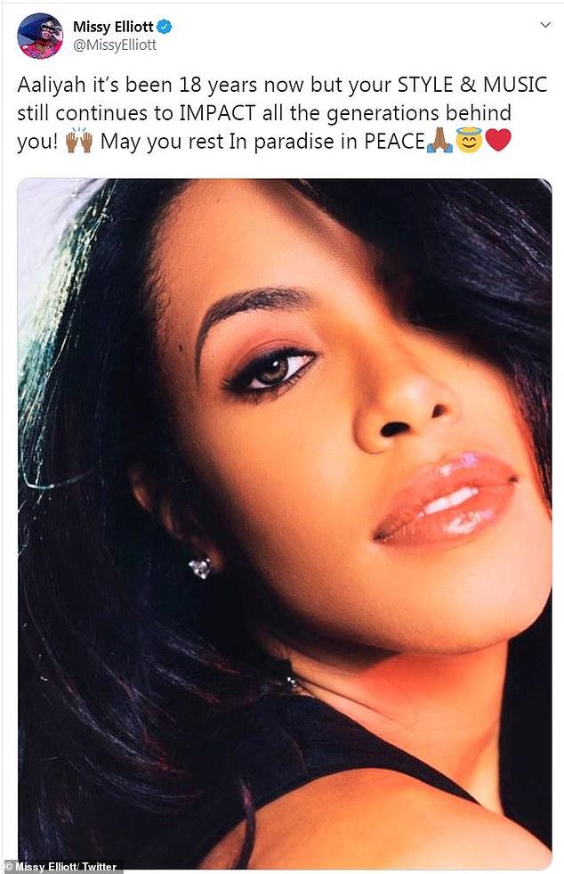 Singer Aaliyah Plane Crash Victims