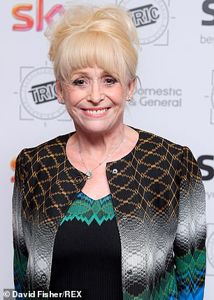 I applaud Dame Barbara Windsor for taking a stand against the Government's shocking disregard for Alzheimer's patients