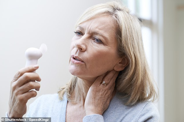 Almost a third of middle-aged women suffer from a flagging libido, which may be triggered by hormone changes during the menopause.International medical experts have backed testosterone prescriptions for women who have a low sex drive following the menopause [File photo]