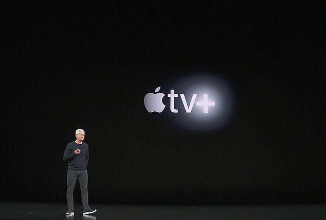 The event began at 1 p.m. ET (10 a.m. PDT) with some brief words from CEO Tim Cook, before launching into a look at the upcoming subscription services, Apple Arcade and Apple TV+