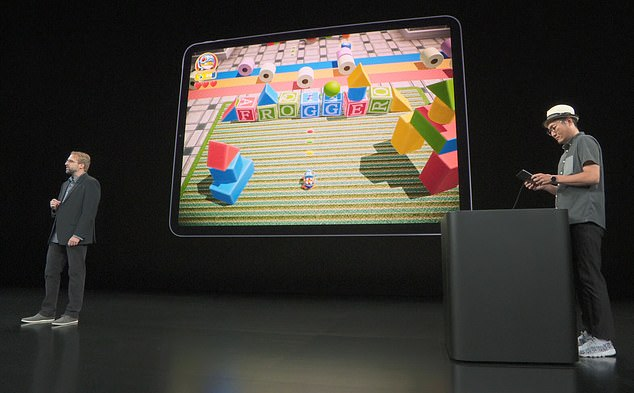 Apple Arcade will launch with over 100 titles from popular game-makers, including Konami, Capcom, and Annapurna, starting with Frogger, Shinsekai into the Depths, and Sayonara Wild Hearts