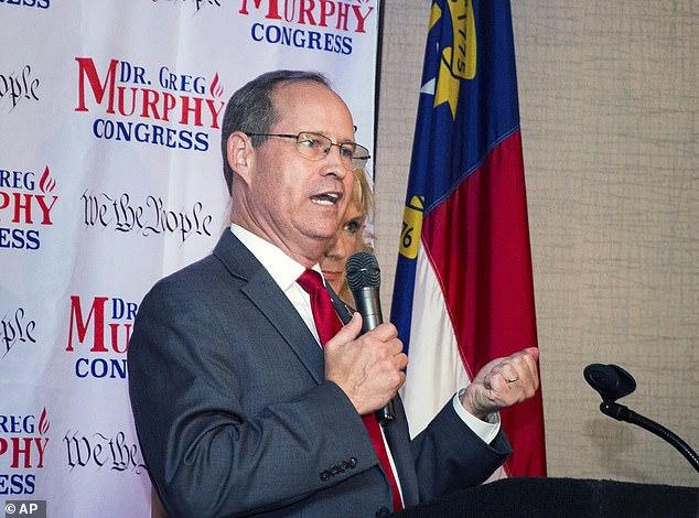 Republican Greg Murphy wins North Carolina congressional
