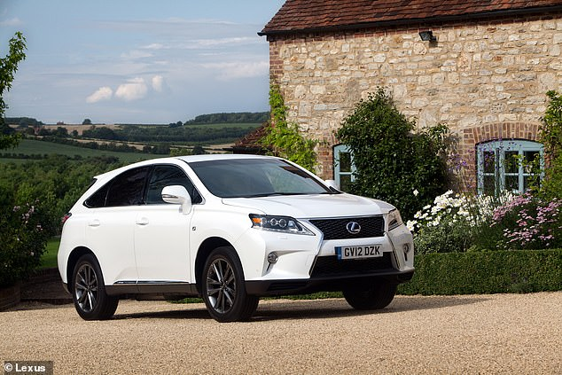 We brought you the latest Lexus RX earlier, but for those looking for a more affordable option should consider the previous-generation SUV, which can be bought for prices from £8,200