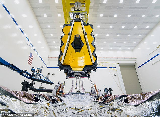 The researchers hope that newer technology, such as the James Webb Space Telescope due to launch in March 2021, will be able to unlock more secrets beyond our solar system