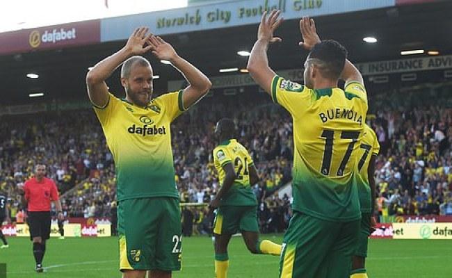 Norwich Vs Manchester City Live Premier League 2019 20