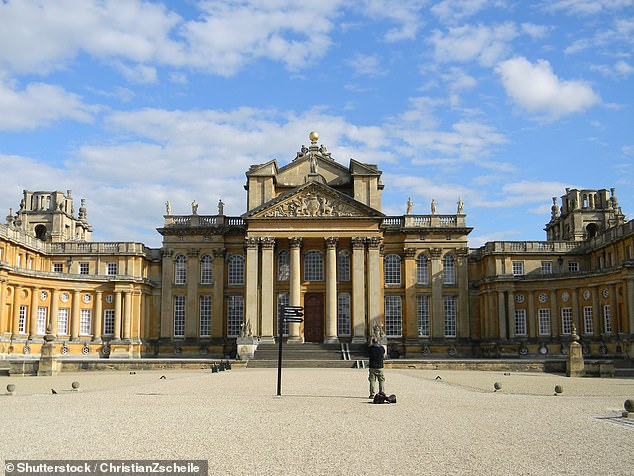 Blenheim Palace in Oxfordshire was closed on the following Saturday and 36-year-old man from Cheltenham was arrested in connection with the theft