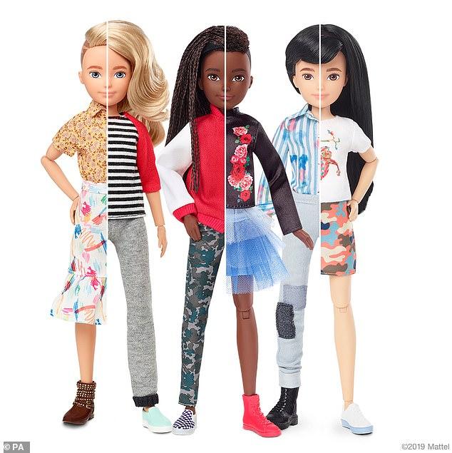 """Ativismo ideológico: Mattel apresenta a nova boneca Barbie de sexo """"neutro"""" 17"""