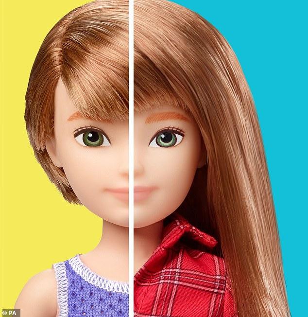 """Ativismo ideológico: Mattel apresenta a nova boneca Barbie de sexo """"neutro"""" 18"""