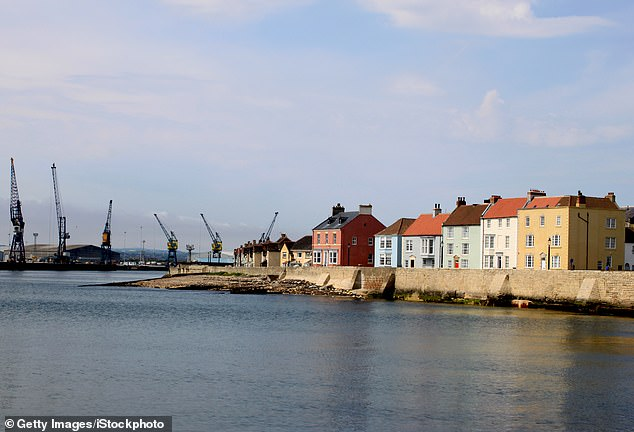 In November 2018 the force was accused of abandoning the streets of Hartlepool (pictured) after the town of 90,000 was left with only ten officers on duty at a time