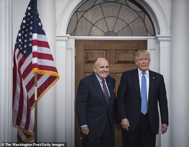 When it comes to Ukraine, Rudy Giuliani became President Donald Trump's courier, attack dog, fixer and a self-described meddler in another country's affairs