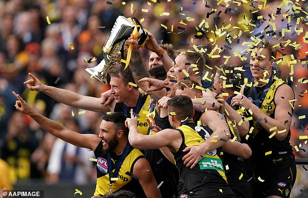 The Richmond Tigers crushed the Great Western Sydney Giants with a final score of 114 to 25