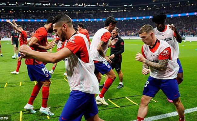 Atletico Madrid Vs Real Madrid La Liga 2019 20 Live