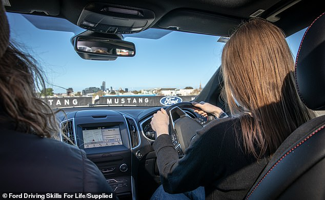 Ford's Driving Skills For Life initiative is a free program is targeted at young drivers
