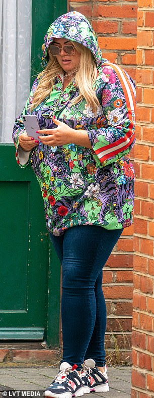 'I would love to have a baby at 40': Gemma's sighting comes after speaking about her desire for a baby