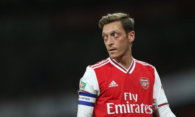 Transfer news: Arsenal ready to let Mesut Ozil leave on loan in January | Daily Mail Online