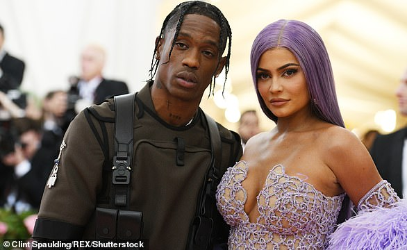 Break:Reality star and makeup mogul Kylie Jenner and rapper Travis Scott are currently 'taking a break' from their relationship