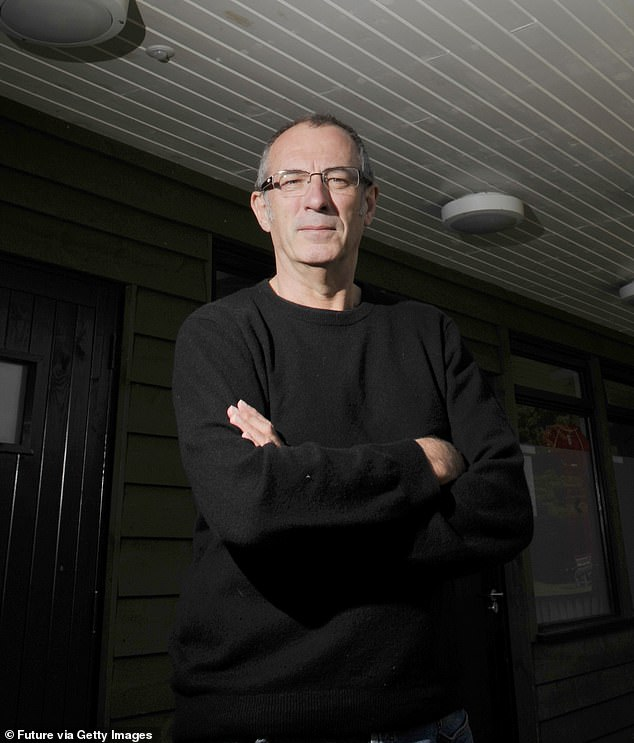 The latest: Watchmen creator Dave Gibbons, 70, has had his latest project Treatment optioned for a film. He was snapped in 2011