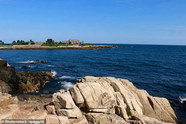 The search continued through the night on Saturday and was suspended on Sunday at 8:00 am, pending new information. The search spanned a total of 1,523 square nautical miles including Maine Marine Patrol and Wells Police Department (Pictured: Kennebunkport coastline)