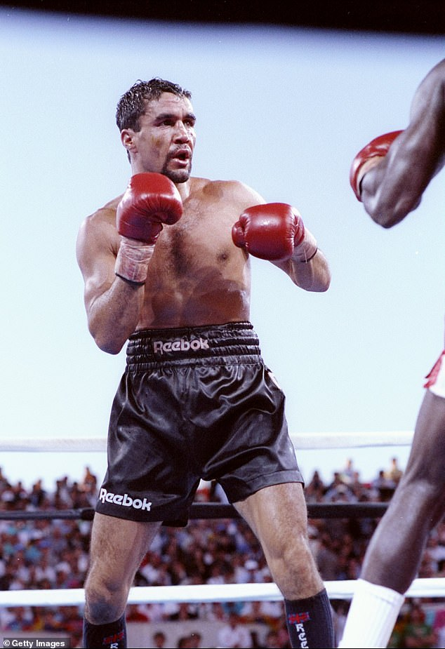Fenech began boxing in 1984, the same year he represented Australia at the Olympics in Los Angeles
