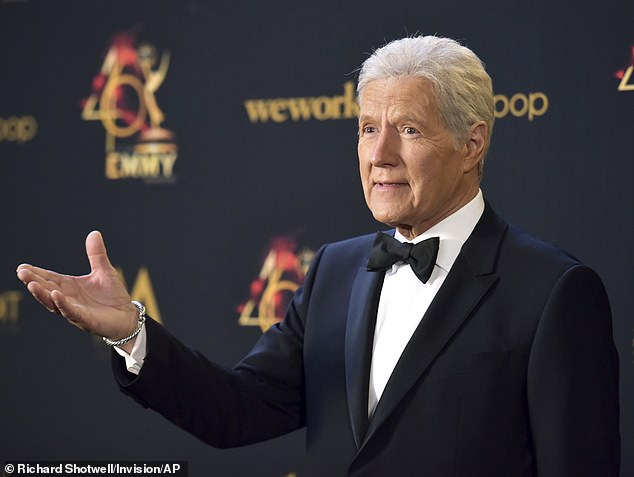 Trebek (in May) said that he'll keep hosting the show until he says he can no longer do it, when it comes to the point when his skills diminish so much that it's not longer okay to keep going