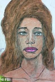 Black female, age 40, killed in 1993 in Las Vegas