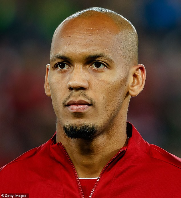Jamie Carragher argued that Fabinho is the best defensive midfielder in the league